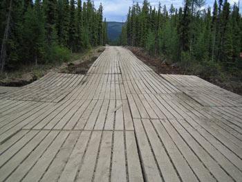 Digger Mat Roadway
