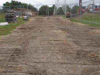 Reinforced Road